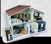 монтаж инженерных систем в частном доме
